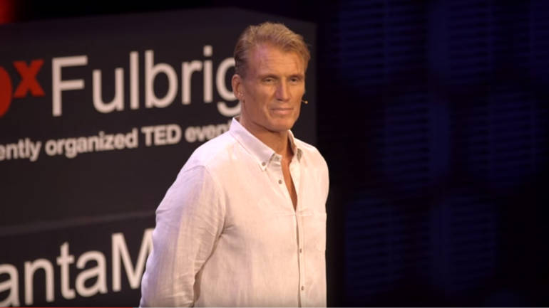 """Dolph Lundgren 