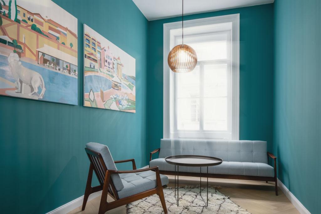 Wiener Couch Raum 3 (c) Michael Baumgartner | KiTO