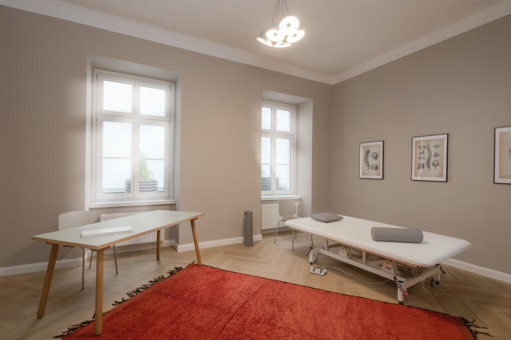 Wiener Couch Therapieraum (c) Michael Baumgartner | KiTO